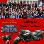 ROLLING ON DOWN THE ROAD