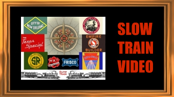 SLOW TRAIN VIDEO