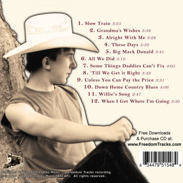 SLOW TRAIN: 