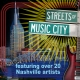 STREETS OF MUSIC CITY Various Nashville Artists { FREE CD DOWNLOAD }