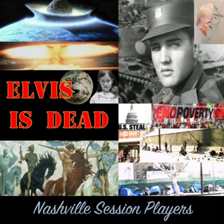 ELVIS IS DEAD