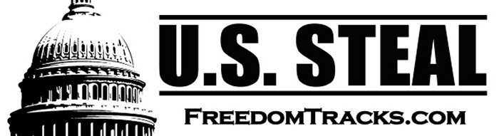 U.S. STEAL Bumper Sticker