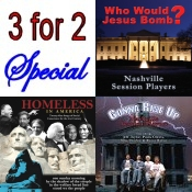 3 CDs for Price of 2
